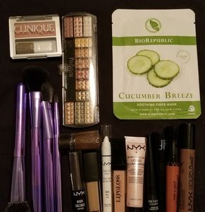 Makeup bundle! NYX Elf WetNWild CLINEQUE